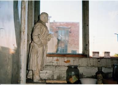 Lenin, Sankt Petersburg